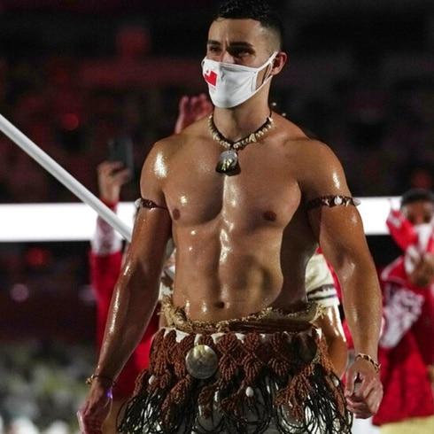 Tonga enciende las Olimpiadas: conoce la historia de Pita Taufatofua