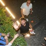 Ricky Martin provoca furor en Argentina