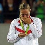 Mónica Puig celebra cuarto aniversario de su medalla de oro olímpica