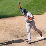 Machete Maldonado y Altuve sacuden jonrones en la victoria de los Astros contra los Yankees