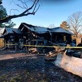 Madre y sus seis hijos mueren en incendio de su casa