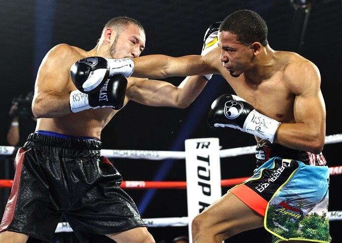 El pasado julio, Félix Verdejo noqueó a Will Madera en el primer asalto.
