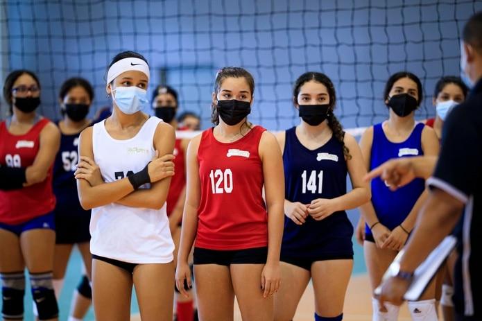 El 'showcase' de jugadoras realizado el sábado y domingo en Toa Baja fue organizado para dar la oportunidad de exhibir su talento a jugadoras que no han podido jugar mucho durante la etapa de la pandemia del coronavirus.