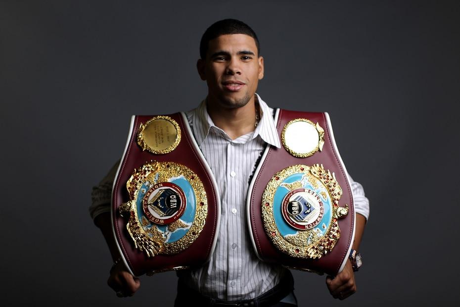 Juanma López fue dos veces campeón mundial de boxeo.