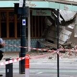 Daños en Australia por terremoto de 5.9