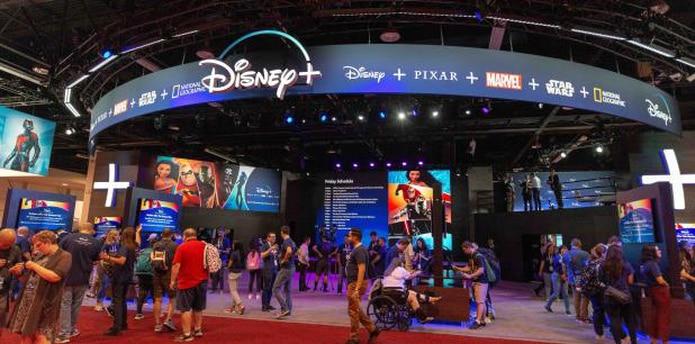 Disney+ estará disponible desde el 12 de noviembre en Estados Unidos y otros países entre los que aún no están España ni Latinoamérica. (EFE)