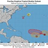 Tres ondas tropicales pudieran tener desarrollo ciclónico en los próximos días
