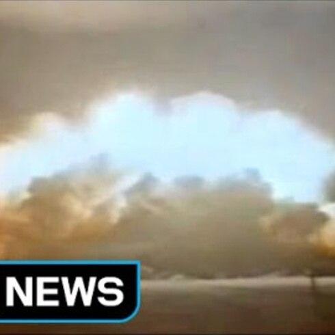 Peligrosidad de la bomba de hidrógeno