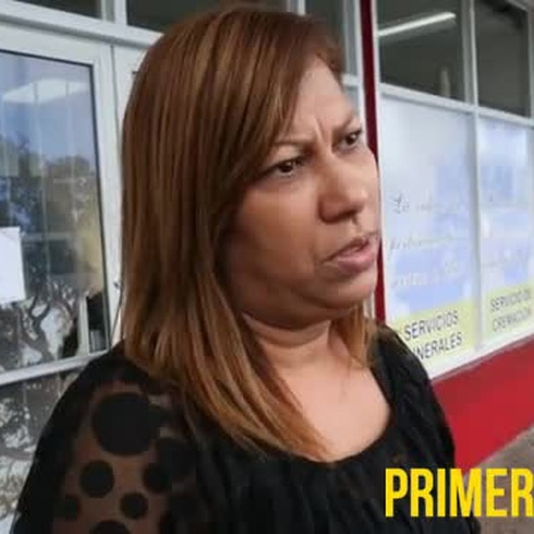 Sepultan mujer asesinada por su esposo a machetazos en Caguas