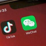 Estados Unidos prohibirá uso de Tiktok y WeChat desde este domingo