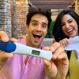 Yara Lasanta y Éktor Rivera se convierten en padres