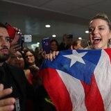 Madison Anderson Berríos llega a Puerto Rico