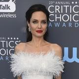 Angelina Jolie impacta con su delgada figura