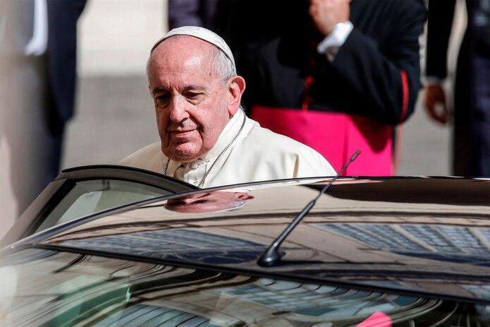 El papa Francisco dice que el chisme busca dividir a la Iglesia católica.