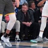 Dueño de los Knicks da positivo al coronavirus