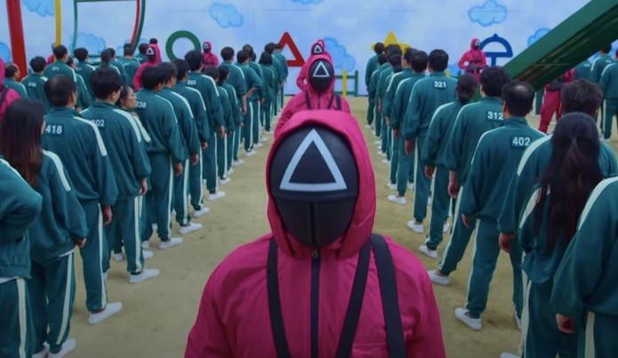 """El 'thriller' coreano de Netflix """"Squid Game"""" se ha convertido en un éxito internacional."""