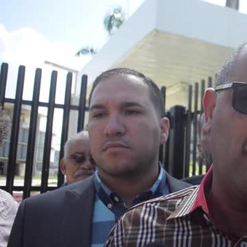 """Abel Nazario tras ser arrestado: """"Los inocentes no renuncian"""""""