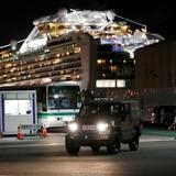Mueren dos pasajeros del crucero Diamond Princess por coronavirus