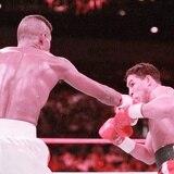 Tito Trinidad saltó al estrellato venciendo a Macho Camacho