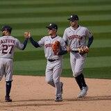 Astros invictos en el inicio de la temporada de Grandes Ligas