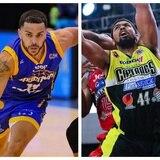Detenidas las participaciones de Ángel Rodríguez y Devon Collier por no presentarse a la ventana de FIBA