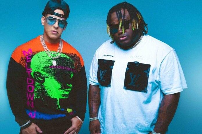 Daddy Yankee y Sech filmaron el vídeo en Miami. (Suministrada)