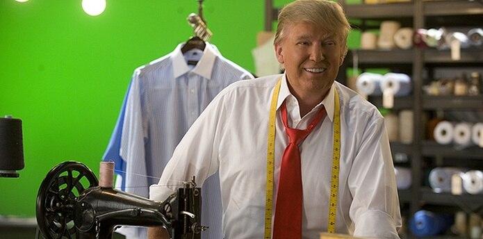 Hoy, además, Macy's se convirtió en la empresa más reciente en poner fin a su relación con Donald Trump. (Archivo)