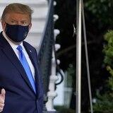 """Trump con COVID-19: """"¡Me siento mejor que hace 20 años!"""""""