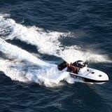 Rescatan a salvo tripulante de nave paramotor accidentada en Guánica