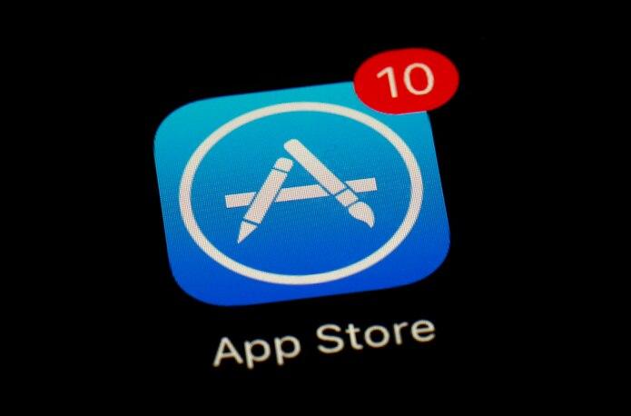 Icono des App Store de Apple.