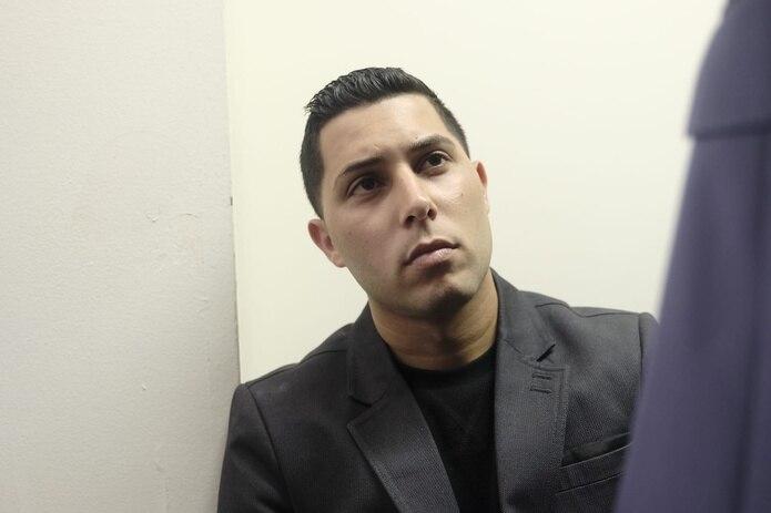 Jensen Medina Cardona está acusado de asesinato en primer grado.