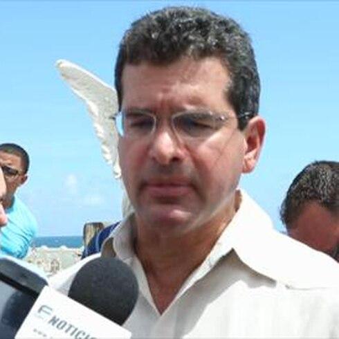 """Pierluisi sostiene que el PNP es """"el que está dando la lucha allá en Washington"""""""
