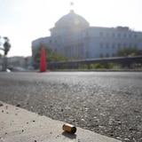 La Policía no tiene nada sobre tiroteo frente al Capitolio