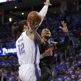 Portland pone a punto de mate a Westbrook y los Thunder