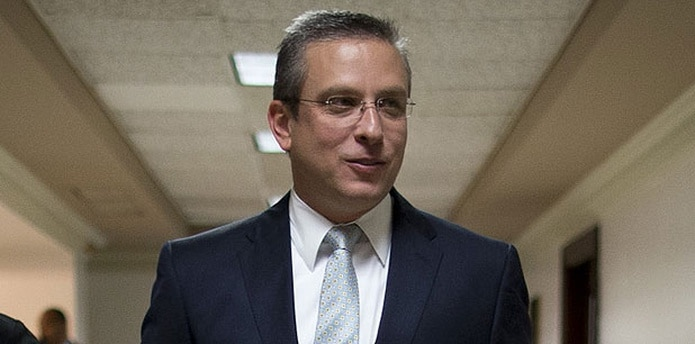 En su Mensaje de Situación del Estado del País el jueves, García Padilla adelantó que próximamente sometería ante la Legislatura el presupuesto. (Archivo)