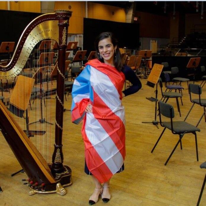 La voz puertorriqueña de Meechot caló hondo en los alemanes y la Ópera acaba de contratarla como staff permanente de su compañía. (maria.arce@gfrmedia.com)