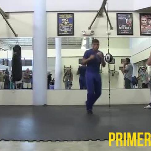Boxeadores que estaran activos en la cartelera García vs Herrera