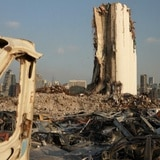 Desgarrador vídeo a un año de la explosión de Beirut