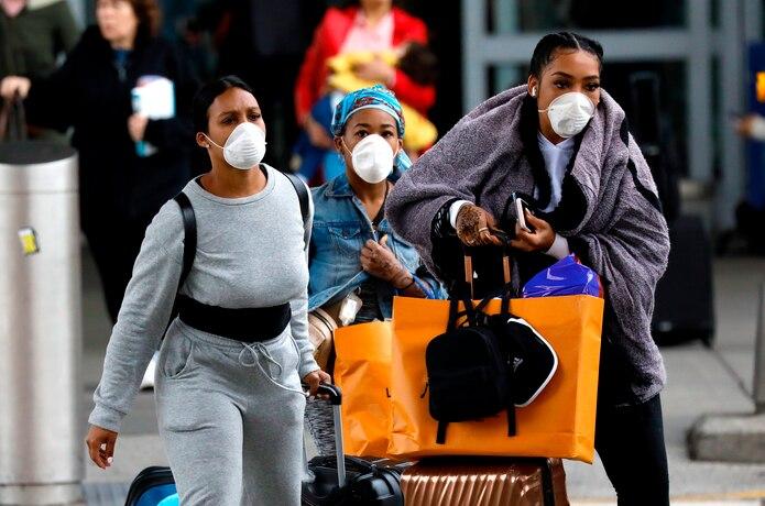 """La semana pasada la Agencia de Salud Pública del Caribe había elevado el riesgo de transmisión de COVID-19 en la región, de moderadamente alto a """"muy alto""""."""
