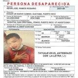 Buscan adolescente desaparecido en Ponce