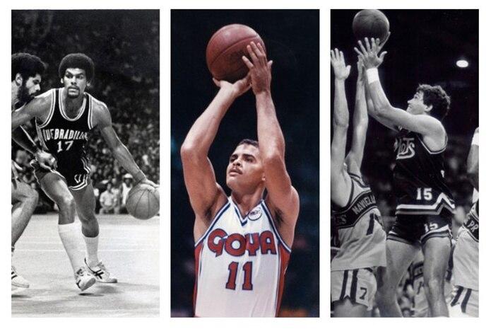 Raymond Dalmau, Georgie Torres y Mario Morales fueron de los principales rostros del BSN entre las décadas del 1970, 1980 y 1990.