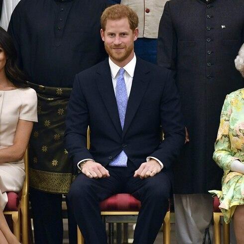 Revelador libro sobre el príncipe Harry y Meghan Markle
