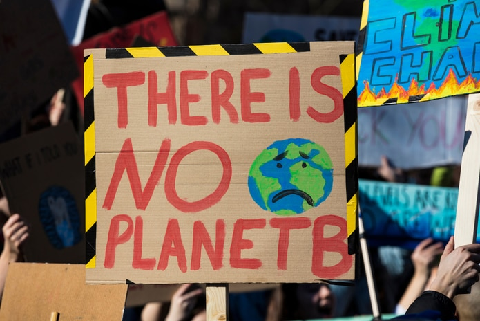 No hay un planeta B: hoy es el momento de actuar.
