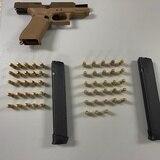 Arrestan joven en Hato Rey con pistola modificada como automática