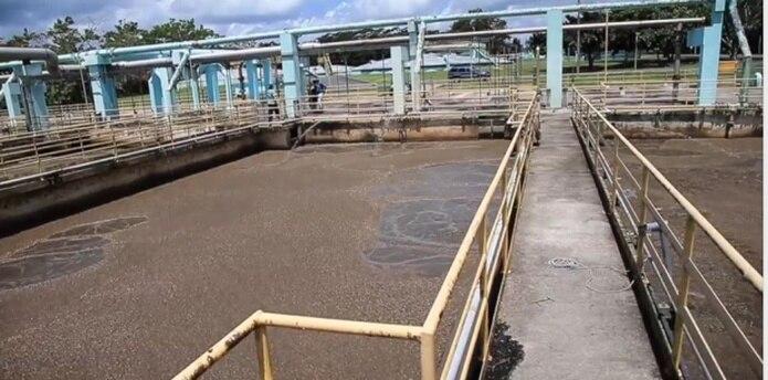 La mayor parte del proceso consiste en remover lo sólido del agua. (Captura)