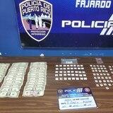 Arrestan adolescente por posesión de drogas en Fajardo