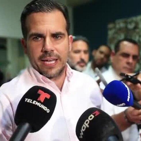 Ricardo Rosselló se siente incómodo tras el error admitido por la Junta Fiscal