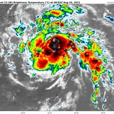 Aguadilla se prepara para el paso de posible tormenta tropical