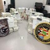 Agencias federales ocupan cargamento millonario de cocaína en Fajardo