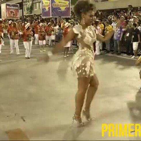 Calientan motores las escuelas de samba